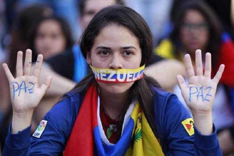 Crise na Venezuela desde 2013