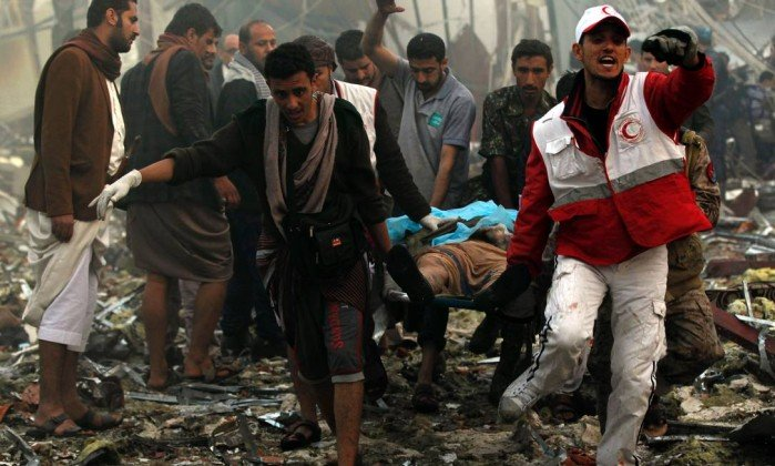 Guerra Civil Iemenita (2015–presente)