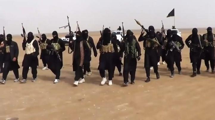 O Ísis - Estado Islâmico - (terrorista)